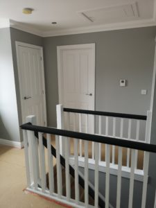 Hall, Stairs and Landing complete redecoration in Thorpe St. Andrews
